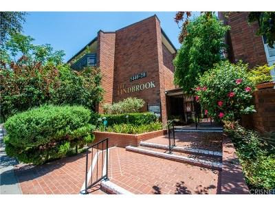 Encino Condo/Townhouse For Sale: 5420 Lindley Avenue #33
