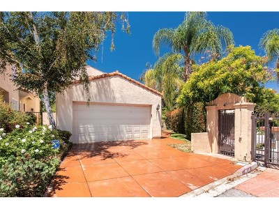 Single Family Home For Sale: 4351 Park Arroyo #25