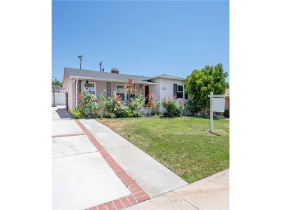 Burbank Single Family Home For Sale: 2616 North Keystone Street