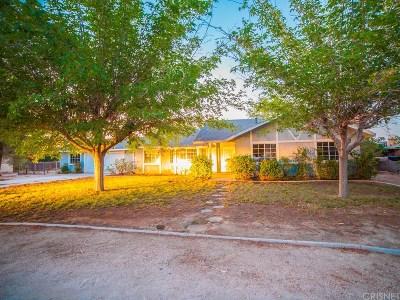 Littlerock Single Family Home For Sale: 8941 East Avenue T12