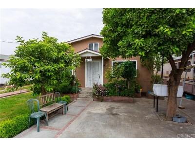 Compton Single Family Home For Sale: 2419 East Oris Street