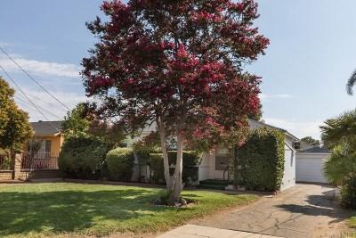 San Fernando Single Family Home For Sale: 12561 Bromont Avenue