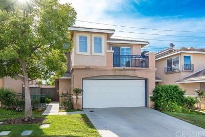Castaic Single Family Home For Sale: 30410 Daisy Court