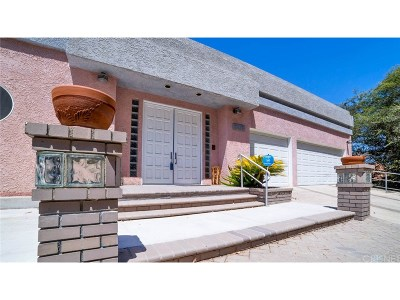 Woodland Hills Single Family Home For Sale: 5035 Escobedo Drive