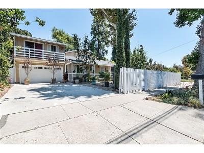 Reseda Single Family Home For Sale: 7636 Etiwanda Avenue