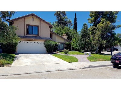 Palmdale Single Family Home For Sale: 2906 East Avenue Q3