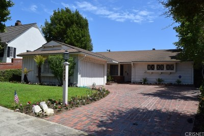 Cheviot Hills/Rancho Park (C08) Single Family Home For Sale: 10348 Northvale Road