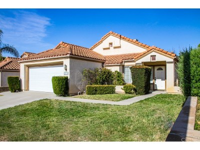 Simi Valley Single Family Home For Sale: 2535 Callahan Avenue