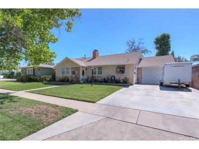 Northridge Single Family Home For Sale: 7900 Shoshone Avenue