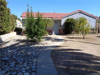 Sylmar Single Family Home For Sale: 13378 Astoria Street