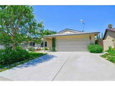 Agoura Hills Single Family Home For Sale: 5559 Medea Valley Drive