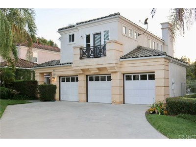 Moorpark Single Family Home For Sale: 11152 Terraceridge Road