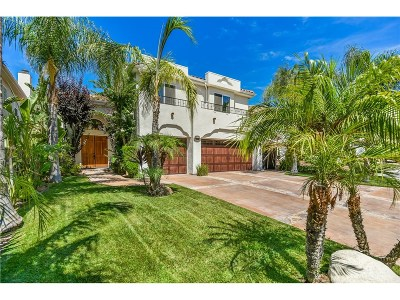 Saugus Single Family Home For Sale: 29133 Singing Wood Drive