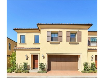 Irvine Condo/Townhouse For Sale: 252 Crescent Moon