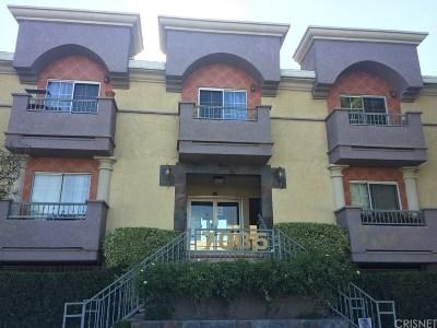 Lake Balboa CA Condo/Townhouse For Sale: $259,000