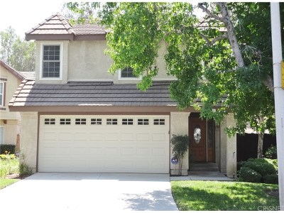 Canyon Country Single Family Home For Sale: 19648 Bruces Place