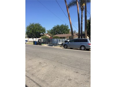 Reseda Single Family Home For Sale: 18731 Strathern Street