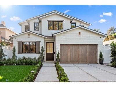 Studio City Single Family Home Sold: 4323 Saint Clair Avenue
