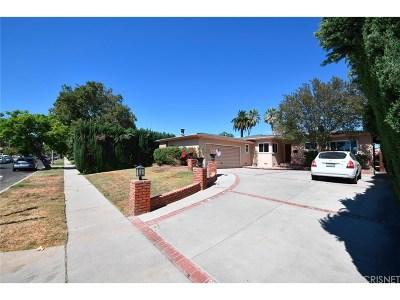 Tarzana Single Family Home For Sale: 6218 Tunney Avenue