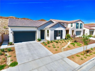 Canyon Country Single Family Home For Sale: 18648 Cedar Crest Dr