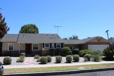 Northridge Single Family Home For Sale: 17480 Roscoe Boulevard