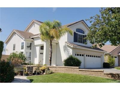 Valencia Single Family Home For Sale: 27449 Waynesborough Lane