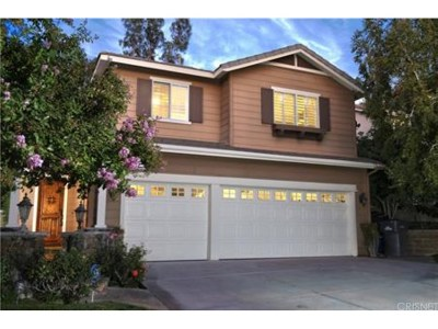 Valencia Single Family Home For Sale: 27732 Briarcliff Place