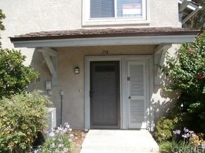 Canoga Park Condo/Townhouse For Sale: 7050 Shoup Avenue #178