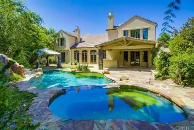 Los Angeles County Single Family Home For Sale: 25531 Prado De Las Bellotas