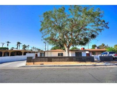 Palm Desert Single Family Home For Sale: 74056 El Cortez Way
