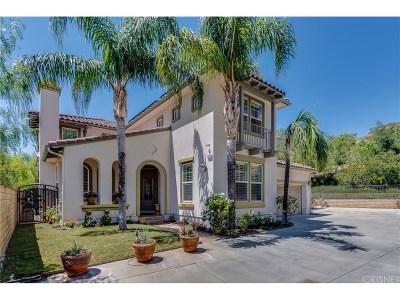 Saugus Single Family Home For Sale: 29214 Black Pine Way