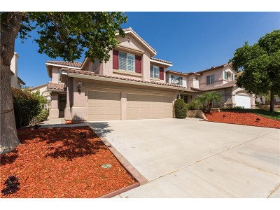 Simi Valley Single Family Home For Sale: 2637 Fallcreek Court