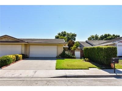 Valencia Single Family Home For Sale: 25636 Ramada Drive