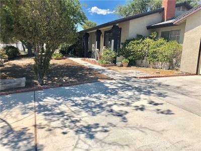 Littlerock Single Family Home For Sale: 36935 96th Street East