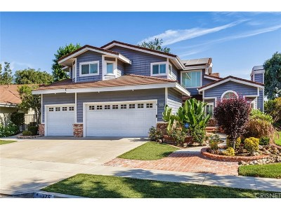 Simi Valley Single Family Home For Sale: 375 Golden Moss Court