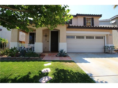 Saugus Single Family Home For Sale: 28515 Silverking