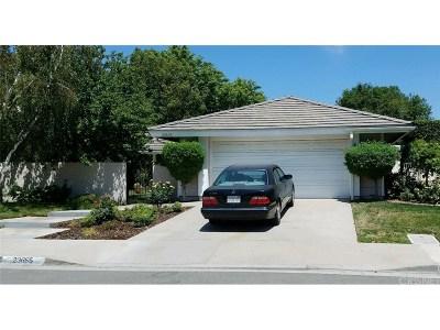 Valencia Single Family Home For Sale: 23655 Mesa Court