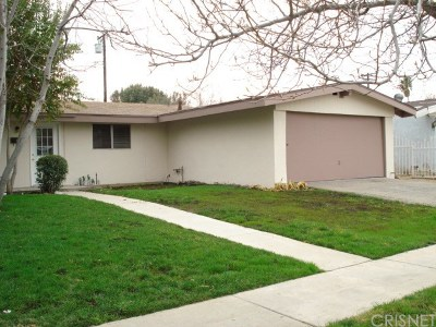 Canyon Country Single Family Home For Sale: 19026 Stillmore Street
