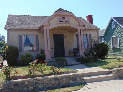 Los Angeles Single Family Home For Sale: 5947 South Van Ness Avenue