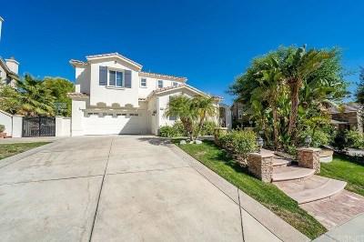 Valencia Single Family Home For Sale: 29318 Madeira Lane