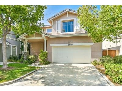Valencia Single Family Home For Sale: 28466 Mayfair Drive