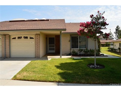 Newhall Single Family Home For Sale: 19311 Oak Crossing Road