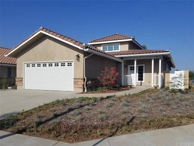 Simi Valley Single Family Home For Sale: 1691 Tapo Street