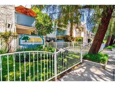 Tarzana Condo/Townhouse For Sale: 18411 Hatteras Street #103