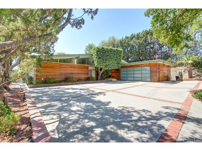 Woodland Hills Single Family Home For Sale: 4725 Burgundy Road