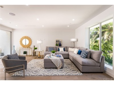Single Family Home For Sale: 6607 Cahuenga