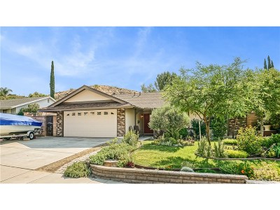Canyon Country Single Family Home For Sale: 30024 Abelia Road