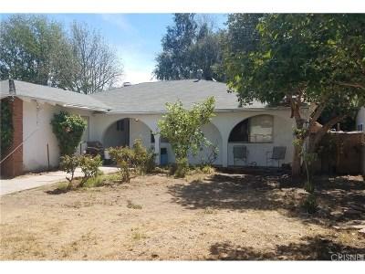 Lake Balboa CA Single Family Home For Sale: $699,900