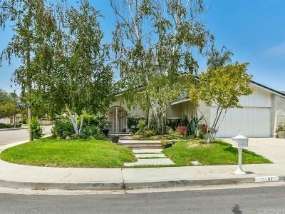 Valencia Single Family Home For Sale: 25801 Lochmoor Road