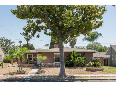 Anaheim Single Family Home For Sale: 712 North Janss Street